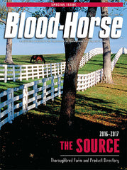 Blood-Horse Source 2016-2017