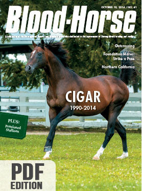 The Blood-Horse: Oct 18, 2014 PDF