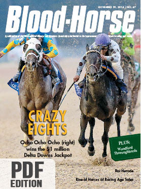 The Blood-Horse: Nov 29, 2014 PDF