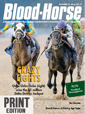 The Blood-Horse: Nov 29, 2014 Print