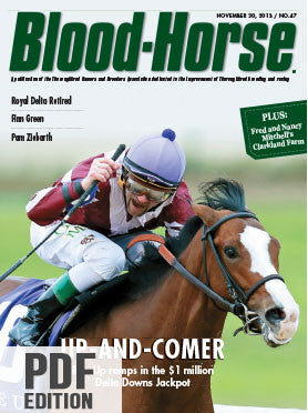 The Blood-Horse: Nov 30, 2013 PDF