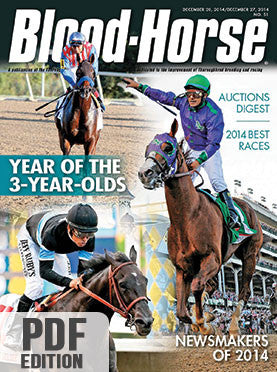 The Blood-Horse: Dec 20/Dec 27, 2014 PDF