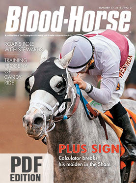 The Blood-Horse: Jan 17, 2015 PDF