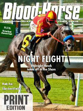 The Blood-Horse: Jan 18, 2014 Print