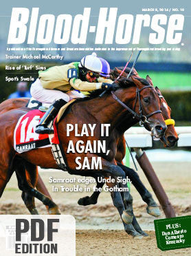 The Blood-Horse: Mar 8, 2014 PDF