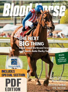 Blood-Horse: April 11, 2015 PDF