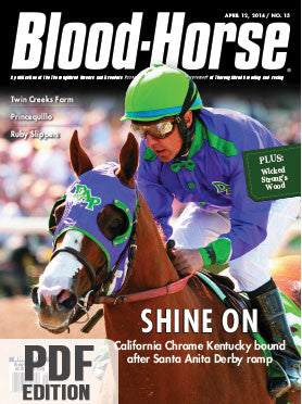 The Blood-Horse: April 12, 2014 PDF