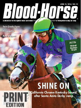 The Blood-Horse: April 12, 2014 Print