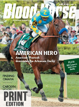 Blood-Horse: April 18, 2015 Print