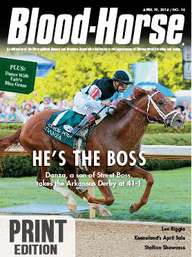 The Blood-Horse: April 19, 2014 Print
