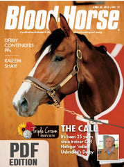 Blood-Horse: April 25, 2015 PDF