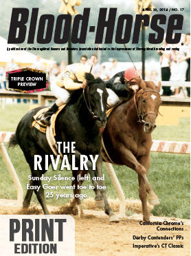 The Blood-Horse: April 26, 2014 Print