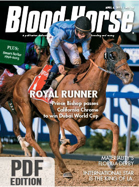 Blood-Horse: April 4, 2015 PDF