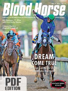 The Blood-Horse: May 10, 2014 PDF