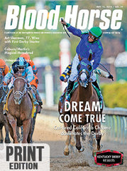 The Blood-Horse: May 10, 2014 Print
