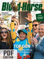 Blood-Horse: May 16, 2015 PDF