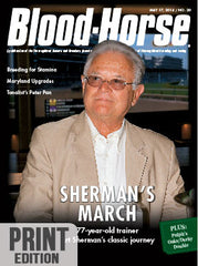 The Blood-Horse: May 17, 2014 Print