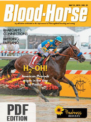 Blood-Horse: May 23, 2015 PDF