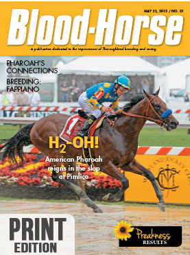 Blood-Horse: May 23, 2015 Print