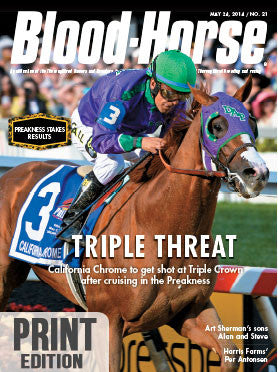 The Blood-Horse: May 24, 2014 Print