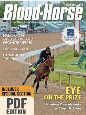 Blood-Horse: May 2, 2015 PDF