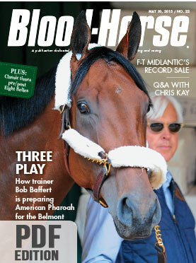 Blood-Horse: May 30, 2015 PDF