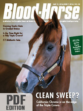 The Blood-Horse: May 31/June 7, 2014 PDF