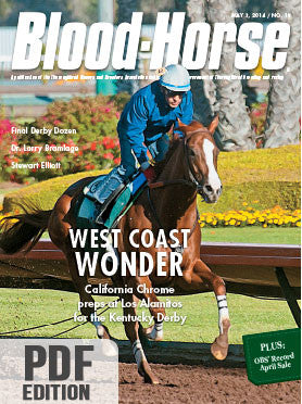 The Blood-Horse: May 3, 2014 PDF