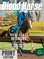 The Blood-Horse: May 3, 2014 Print
