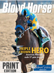 Blood-Horse: June 13, 2015 Print