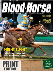 Blood-Horse: June 20, 2015 Print