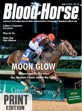 The Blood-Horse: June 21, 2014 Print