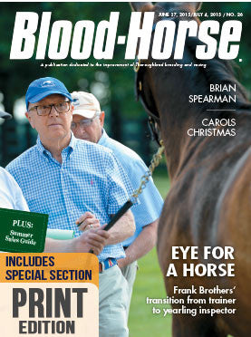 Blood-Horse: June 27/July 4, 2015 Print