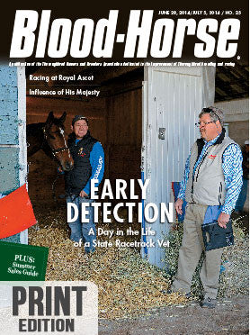 The Blood-Horse: June 28/July 5, 2014 Print