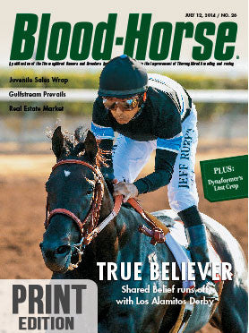 The Blood-Horse: July 12, 2014 Print