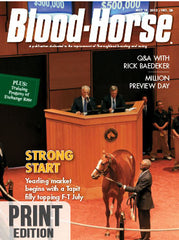 Blood-Horse: July 18, 2015 Print