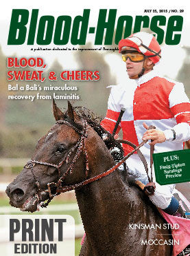 Blood-Horse: July 25, 2015 Print