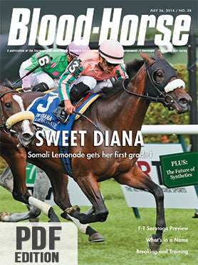 The Blood-Horse: July 26, 2014 PDF