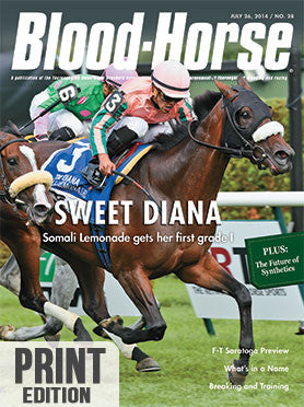 The Blood-Horse: July 26, 2014 Print