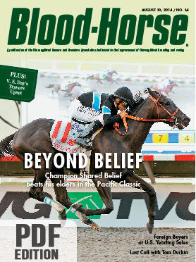The Blood-Horse: Aug 30, 2014 PDF