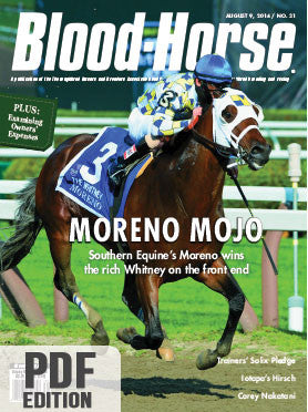 The Blood-Horse: Aug 9, 2014 PDF
