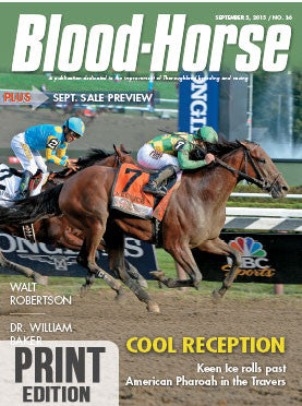 Blood-Horse: September 5, 2015 Print