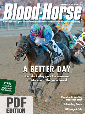 The Blood-Horse: Sept 6, 2014 PDF