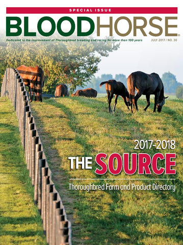 Blood-Horse Source 2018-2019