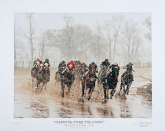 Dashing Thru the Snow by Tony Leonard