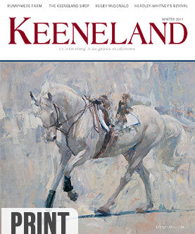 Keeneland Magazine Winter 2017