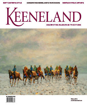 Keeneland Magazine: Winter 2013 Print