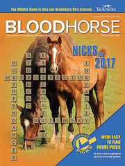 Nicks for 2017 ( Print Edition)