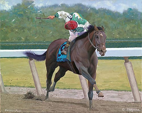Afleet Alex by Nick Martinez