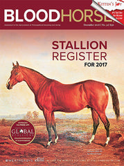 BloodHorse Stallion Register for 2017 Print